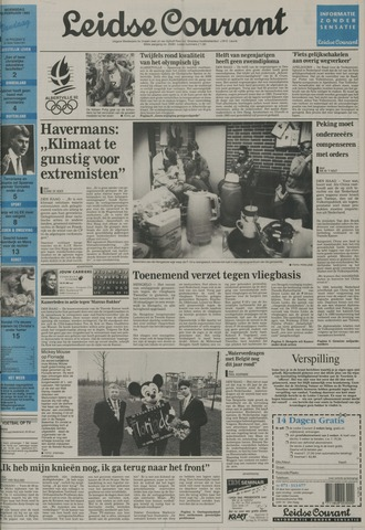 Leidse Courant 1992-02-12