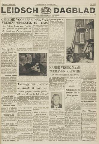 Leidsch Dagblad 1961-01-19