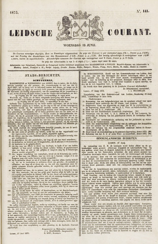 Leydse Courant 1873-06-18