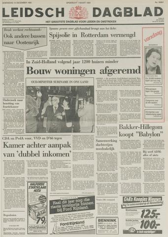 Leidsch Dagblad 1982-12-15