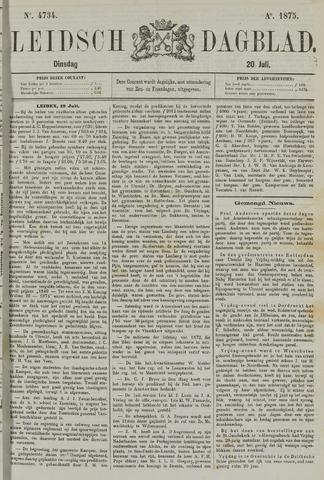 Leidsch Dagblad 1875-07-20