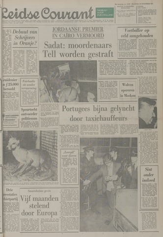 Leidse Courant 1971-11-29