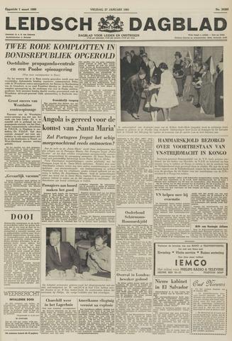 Leidsch Dagblad 1961-01-27