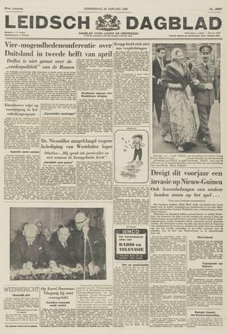 Leidsch Dagblad 1959-01-29