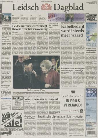 Leidsch Dagblad 2000-02-03
