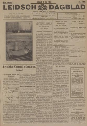 Leidsch Dagblad 1940-07-02