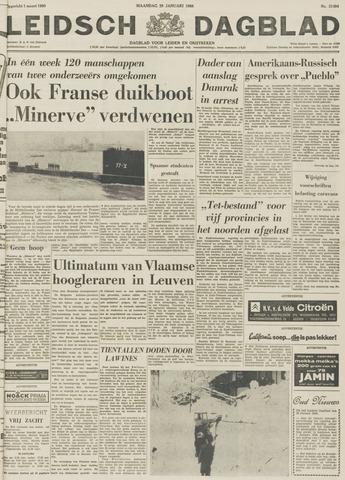Leidsch Dagblad 1968-01-29
