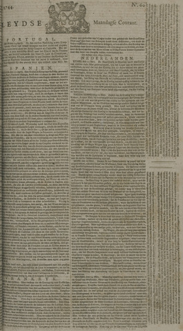 Leydse Courant 1744-05-18