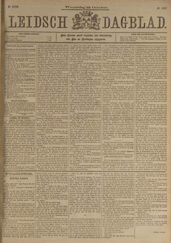 Leidsch Dagblad 1897-10-13
