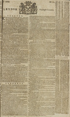 Leydse Courant 1771-10-11