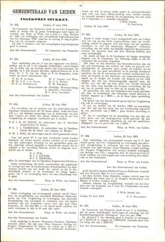 Handelingen van de Raad 1901-06-17