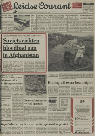 Leidse Courant 1984-08-22