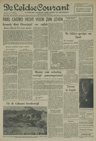 Leidse Courant 1961-04-19
