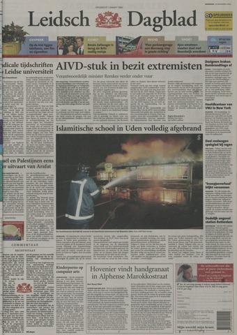 Leidsch Dagblad 2004-11-10