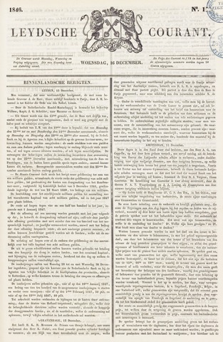 Leydse Courant 1846-12-16