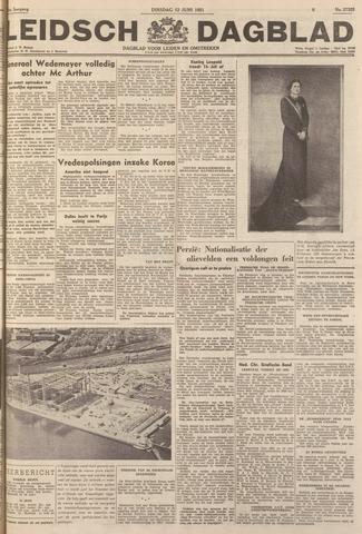 Leidsch Dagblad 1951-06-12