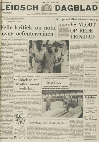 Leidsch Dagblad 1970-04-23