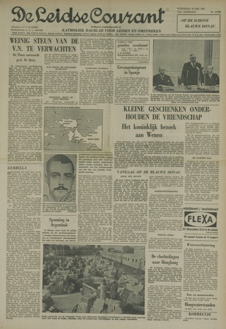 Leidse Courant 1962-05-23