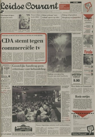 Leidse Courant 1989-07-15