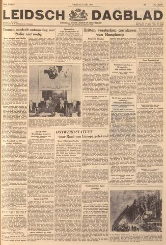 Leidsch Dagblad 1949-05-06
