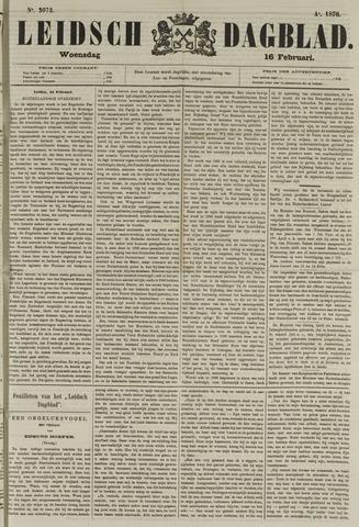 Leidsch Dagblad 1870-02-16