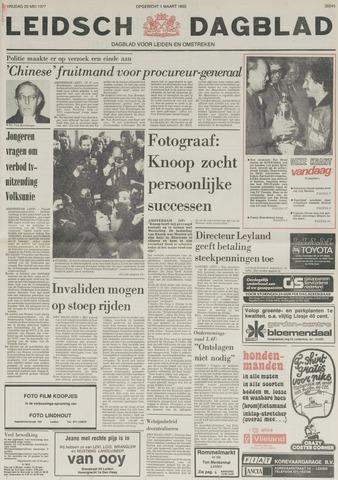 Leidsch Dagblad 1977-05-20