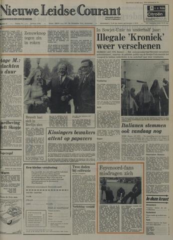 Nieuwe Leidsche Courant 1974-05-13