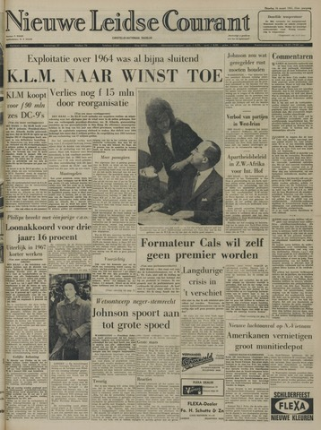Nieuwe Leidsche Courant 1965-03-16