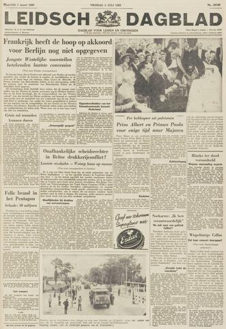 Leidsch Dagblad 1959-07-03