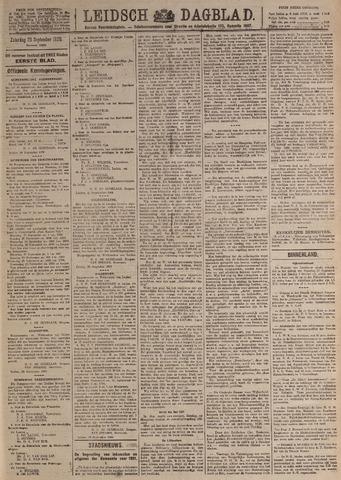 Leidsch Dagblad 1920-09-25