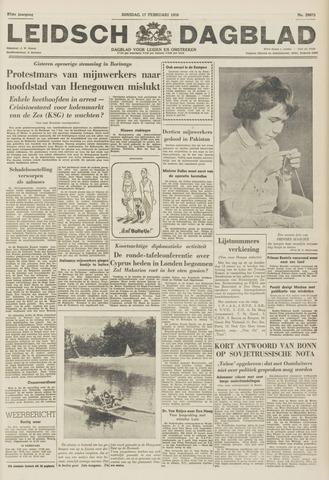 Leidsch Dagblad 1959-02-17