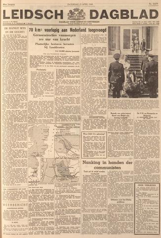 Leidsch Dagblad 1949-04-23