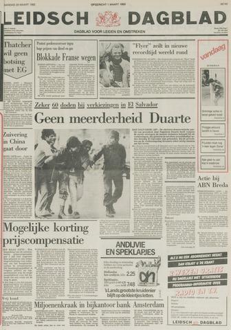 Leidsch Dagblad 1982-03-29