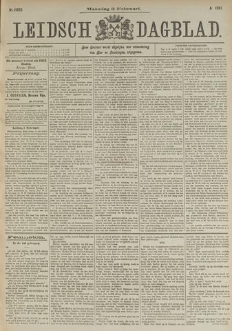 Leidsch Dagblad 1896-02-03