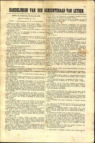 Handelingen van de Raad 1868-01-30