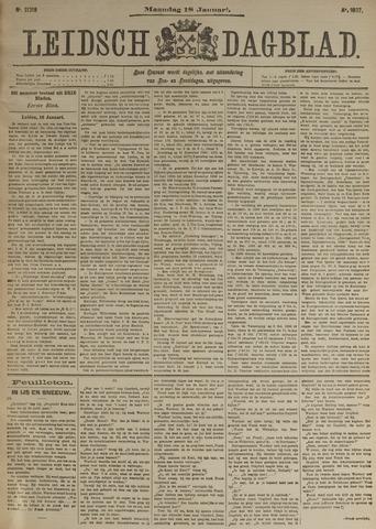 Leidsch Dagblad 1897-01-18
