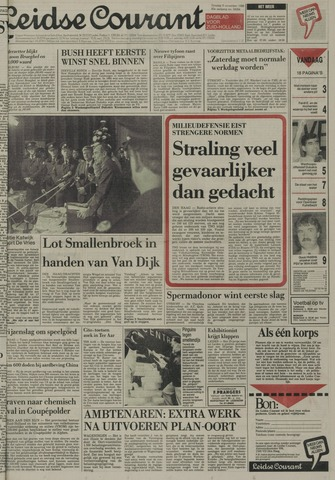 Leidse Courant 1988-11-08
