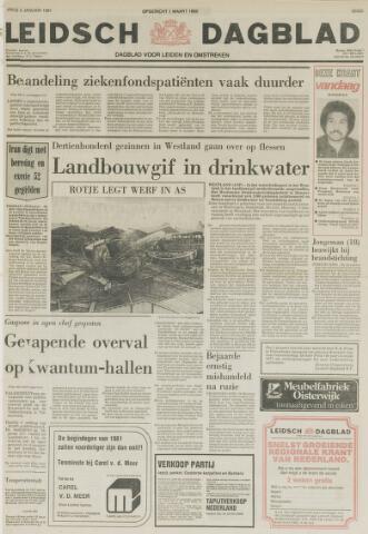 Leidsch Dagblad 1981