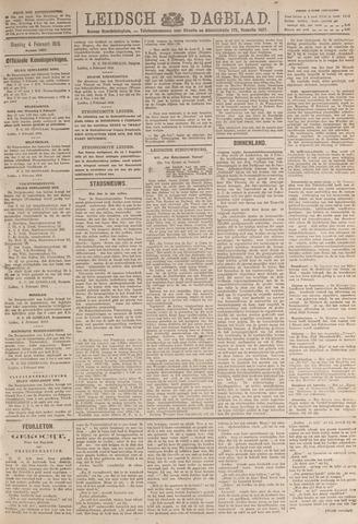 Leidsch Dagblad 1919-02-04