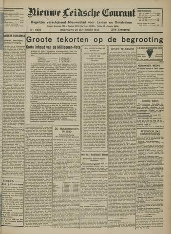 Nieuwe Leidsche Courant 1939-09-20