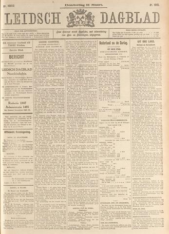 Leidsch Dagblad 1915-03-11