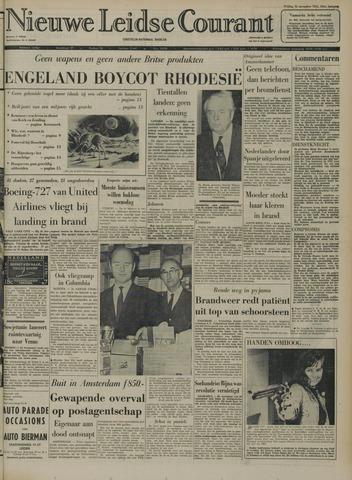 Nieuwe Leidsche Courant 1965-11-12