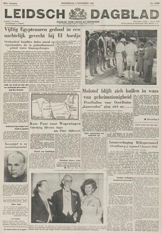 Leidsch Dagblad 1955-11-03