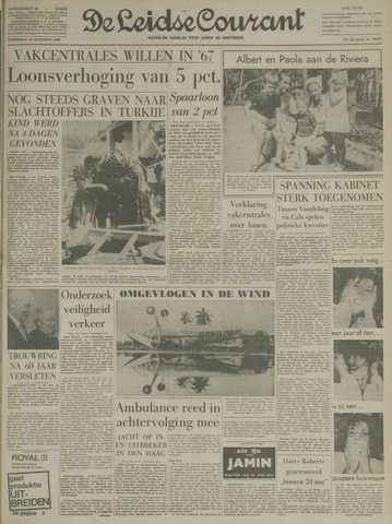 Leidse Courant 1966-08-24