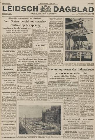 Leidsch Dagblad 1955-07-07