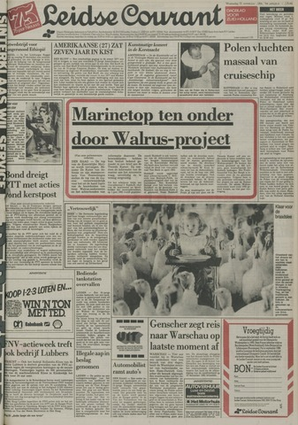 Leidse Courant 1984-11-21
