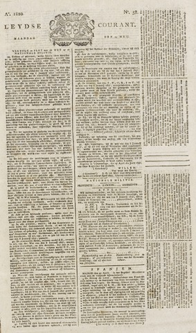 Leydse Courant 1820-05-15