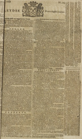 Leydse Courant 1771-08-28