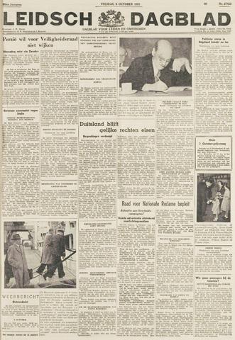 Leidsch Dagblad 1951-10-05