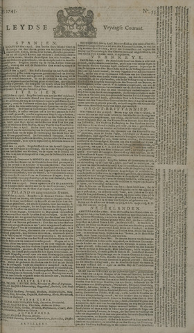 Leydse Courant 1745-05-07